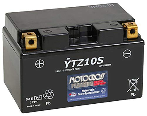 YTZ10S 12V 8.6Ah batteria di ricambio per yacht CT10S