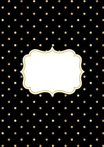 Cuaderno hojas negras scrapbook: Libreta para dibujar, Scrapbooking y album de fotos...