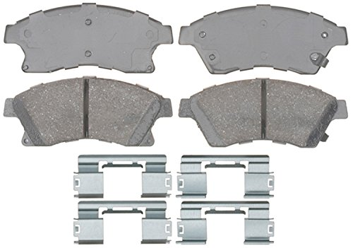 ACDelco Gold 17D1522CH Ceramic Front Disc Brake Pad Set