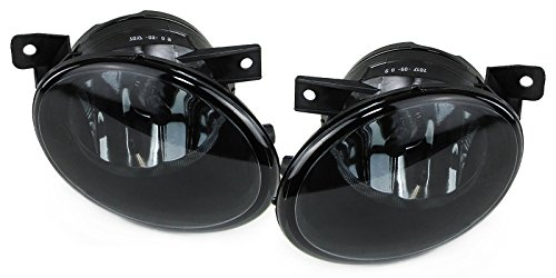 Carparts-Online 30326 Klarglas Nebelscheinwerfer HB4 schwarz smoke
