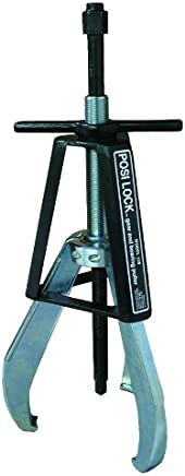 "Posi Lock 110 Manual Puller, 3 Jaws, 20 tons Capacity, 9-2/3"" Reach, 1"" - 15"" Spread Range, 20-2/5"" Overall Length"