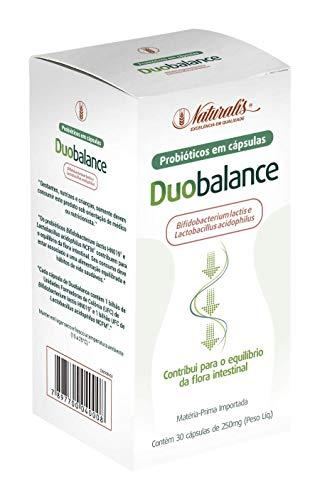 Probiótico Duobalance 30 Cápsulas Naturalis