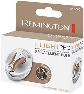 Remington SP-6000SB - Lámpara de recambio para depiladora de luz pulsada IPL6000