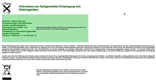 FERN INFRAROTHEIZUNG neueste Technologie DELUXE-Edition 720W TÜV-geprüfte Heizpanele auf kaufen  Bild 1*