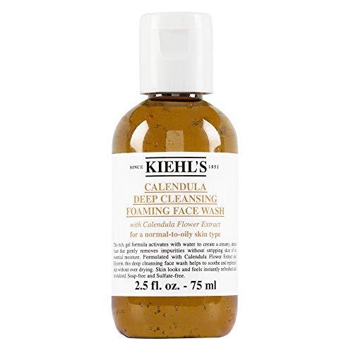 Kiehl's Calendula Tiefenreinigender Aufschäumung Gesichtsreiniger 2.5oz (75ml)