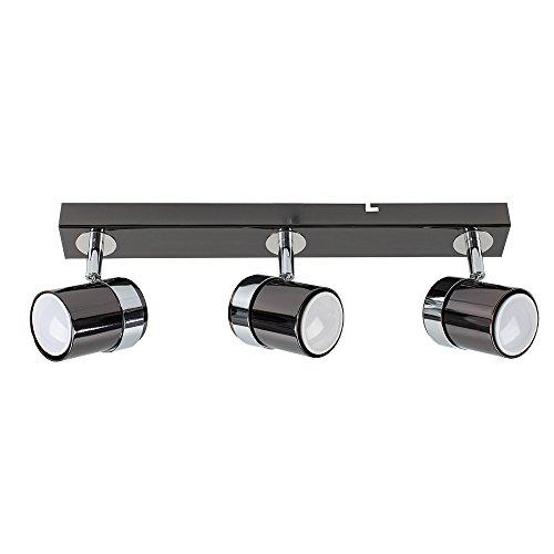 MiniSun – Moderna Lámpara Techo – Barra 3 Focos
