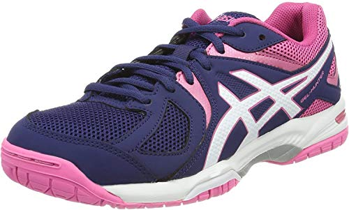 ASICS Damen Gel-Hunter 3 Squash Shoes, Mehrfarbig Multicolour 0000001, 39.5 EU
