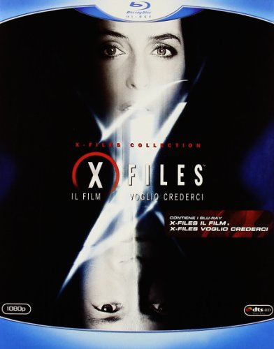 X-files - Collection: X-files, il film + X-files, voglio crederci