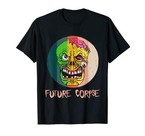 Zombie dados crónicas zombi caminos zombi zombi gnomos Camiseta