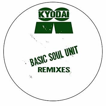 Moving (Basic Soul Unit Remixes)