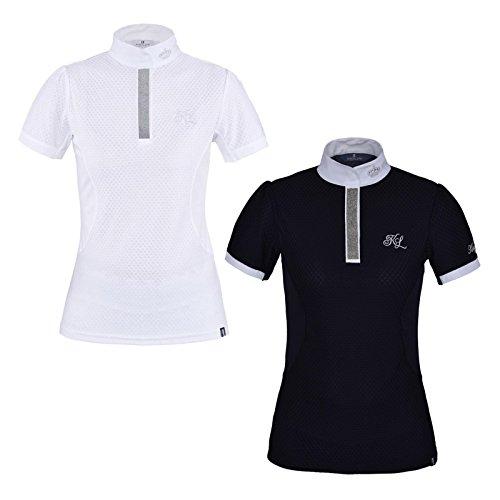 Kingsland Lyra Turniershirt Damen Größe: L Farbe: Navy