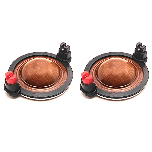 HUMARH 2pcs Horn Diaphragm Replacement for PRV Diaphragm RPD250Ph and Horn Driver PRV D250Ph-S, Selenium D250-X