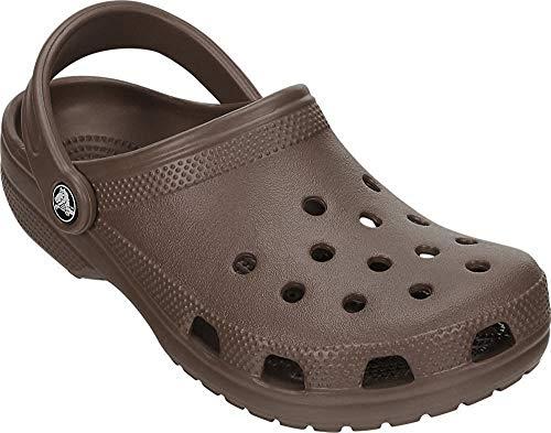 crocs Classic Clogs Chocolate Schuhgröße EU 46-47 2020 Sandalen