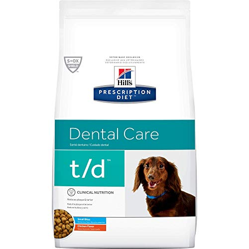 Hill's Prescription Diet T/D Dental Care Small...