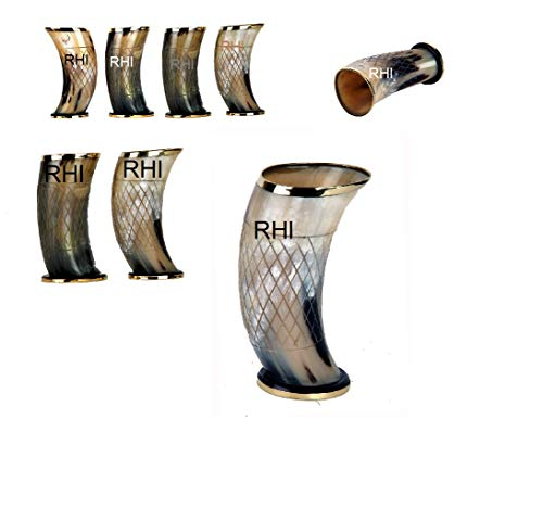 Vasos Cristal marca RHI