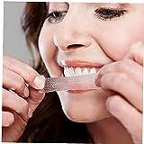 EElabper Blanqueamiento Dental Tiras blanquear los Dientes...