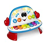 Chicco Funky Piano Orchestra, Gioco Musicale, Elettronico, età 1-4 anni