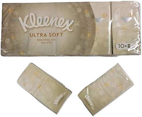 Sale special price online shopping Kleenex Pocket Tissues Soft Ultra 10x9
