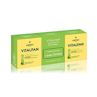 Furterer Vitalfan Reaction Anti Hair Loss 3 x 30 Capsules by Furterer