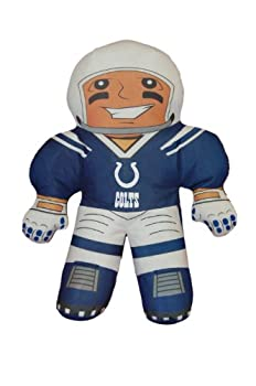 Indianapolis Colts 21  NFL Football Rush Zone Player Pillow