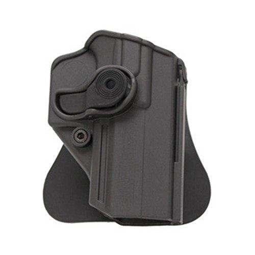 SigTac Retention Baby Eagle PSL Roto Paddle Holster, 9mm, Black