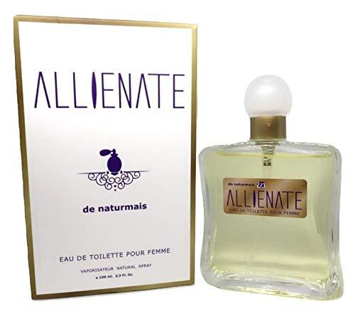 Allienate Eau De Parfum Intense 100 ml, Parfüm Damen. Kompatibel mit Alien Thierry