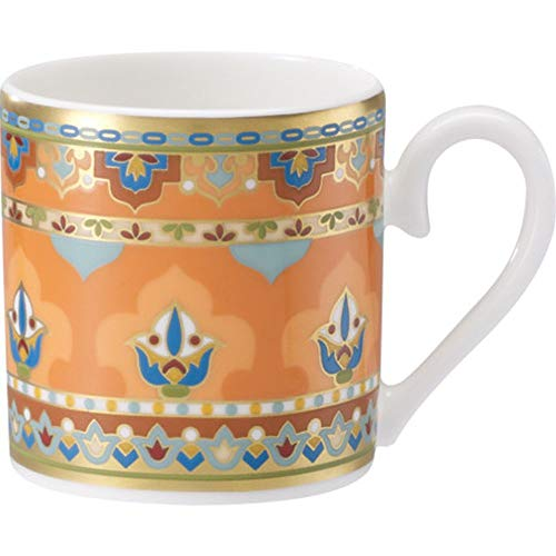 Villeroy & Boch Samarkand Tasse expresso Mandarine 0,10 l