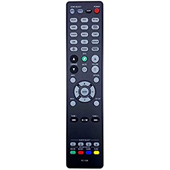INTECHING RC-1228 AV Receiver Remote Control for Denon AVR-S640H AVR-S650H AVR-S730H AVR-S740H AVR-S750H AVR-S900W AVR-S920W AVR-S930H AVR-S940H AVR-S950H AVR-X1400H AVR-X1500H AVR-X1600H