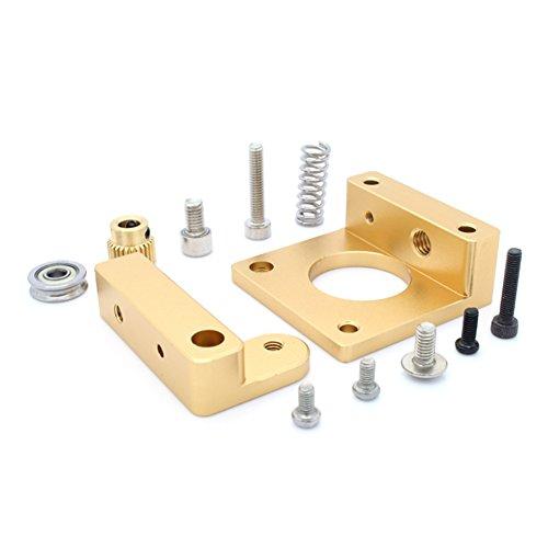 RONSHIN DIY 3D Printer MK8 1.75mm Remote Extruder Kit All-metal Frame Gewone