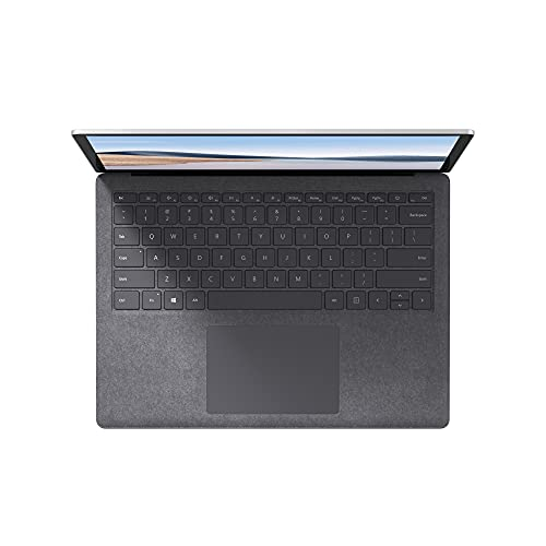"""Microsoft Surface Laptop 4 13.5""""Touch-Screen – AMD Ryzen5 Surface Edition -8GB Memory -256GB Solid State Drive (Latest Model)-Platinum"""