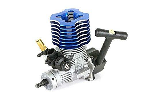 Bulipu HSP 02060 Blue VX18 Engine 2.74cc Pull Starter for RC 1/10 Nitro Car Buggy