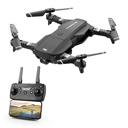 J-Love Drone GPS Droni FPV con Fotocamera per Adulti 4K HD, Drone Pieghevole per Principianti, Quadricottero RC con GPS Return Home, Follow Me, Altitude Hold e Trasmissione WiFi 5Ghz Video in Diretta