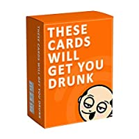 飲酒ゲームカード、大人のパーティー夜の楽しいカードゲーム