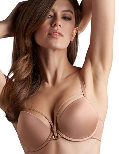 Marlies Dekkers 17151 Women's Space Odyssey Glossy Camel Push Up Bra 36D