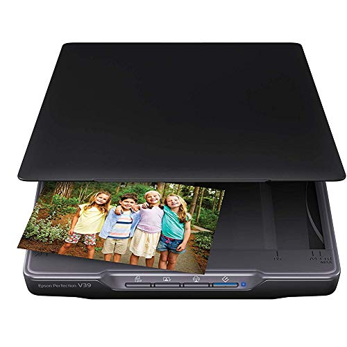 Amazing Deal Perfection Color Photo & Document Scanner with scan-to-Cloud & 4800 Optical Resolution