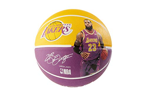 Spalding NBA Player Lebron James Mis 7