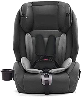 Star Ibaby City Fix HQ 668 SPS - Silla de coche Isofix grupo 1 2 3, Color Black Grey