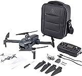 Detrade SG906 Pro 2 Drone avec Caméra HD 4K 1,2KM 26 Min de Temps de Vol 3 Axes Cardan 5G WiFi FPV Drone Professionnel sans balais quadricoptère, Sac à bandoulière (1 Pile) (SG906 Pro 2)