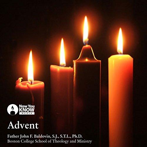 Advent audiobook cover art