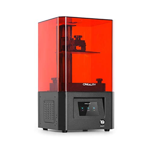 Aibecy 3D Printer LCD Resin UV Photocuring 130 * 82 * 160mm Printing Size 2K High Resolution LCD with 3.5 Inch Touchscreen Air Filtration System Off-line Print Original Creality LD-002H
