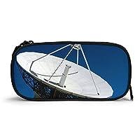 Radar Signal Station レーダー信号局 筆箱 人気 可愛い 高品質 多機能 大容量 丈夫な ダブルファスナー 小学生 中学生 高校生 大学生 文具収納バッグ コンパートメント付き