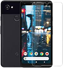 For Google Pixel 2 XL Screen Protector Tempered Glass - [2 Pack] HD Ultra Thin Screen Protector for Google Pixel 2XL [Anti...