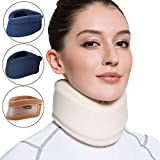 Velpeau Neck Brace -Foam Cervical Collar - Soft Neck Support Relieves Pain