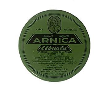 Arnica De La Abuela Pomada 1.05oz