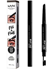 NYX PROFESSIONAL MAKEUP Fill & Fluff Eyebrow Pomade Pencil,