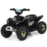 COSTWAY 6V Elektro Kinderquad 2,8-4,6 km/h, Mini Elektroquad, Kinderauto, Kindermotorrad, Kinder...
