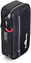 Insulated Premium Medical Case - Great for: First Aid Kit, EpiPen, Inhaler, Diabetes, Portable Travel - Temp. Monitor, Belt, Mini Case, ID Card - MedBuddyUSA