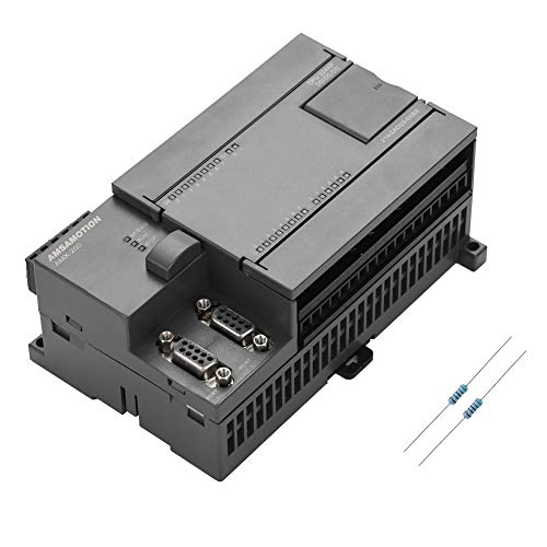 Controlador Programable DC 24V PLC S7-200 CPU224XP Programable Logic Controller Placa de Control Industrial