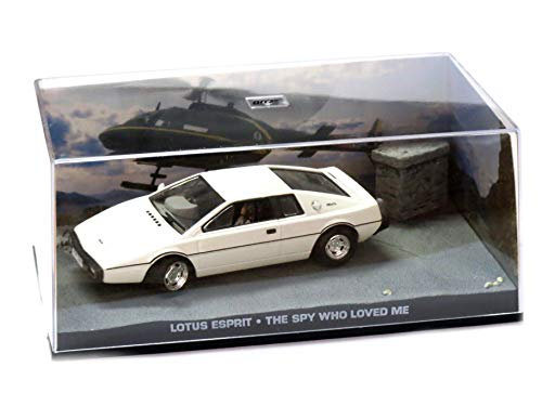 Lotus Esprit, weiss, RHD, James Bond 007 , Modellauto, Fertigmodell, SpecialC.-007 1:43