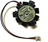 GT 630 GPU Cooling Fan for ASUS Geforce GT630 V5 GDDR3 1GB Graphics Card as Radiator Cooler Replacement